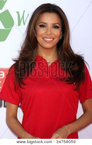 LOS ANGELES - MAY 7: Eva Longoria at the 5th Annual George Lopez Celebrity Golf Classic at Lakeside Golf Club on May 7, 2012 in Toluca Lake, Los Angeles, California