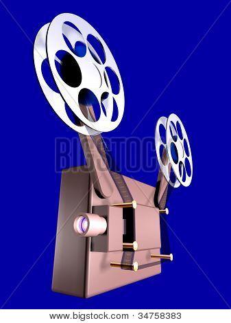 cine-projector
