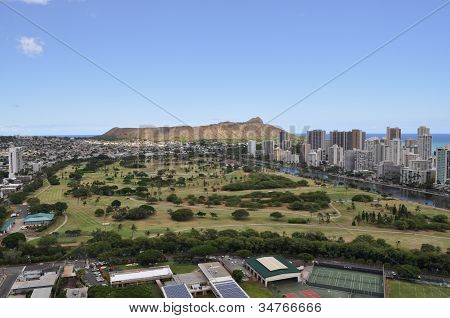 Diamond Head, Honolulu