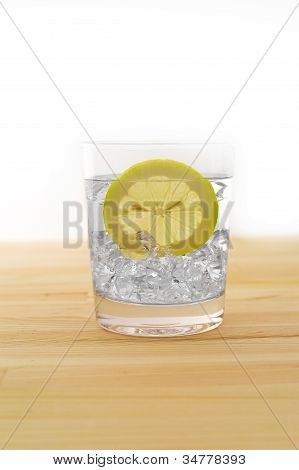 Bebida fresca limonada