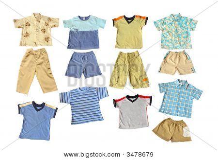 Boy'S Summer Clothes