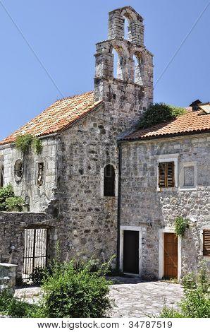 Santa Maria in Punta, Budva, Montenegro