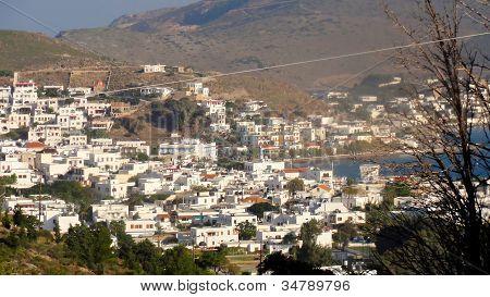 Greece Dodecanese Islands Patmos Skala