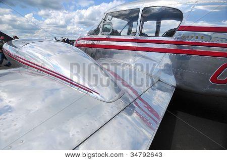 Leucan airshow