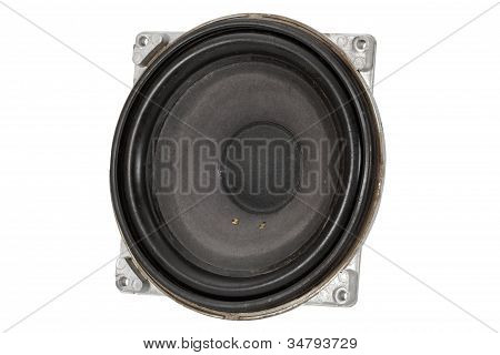 Big Speaker (isolated)
