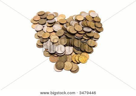 Amor dinheiro