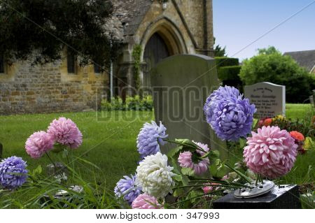 Church Hydrangeas