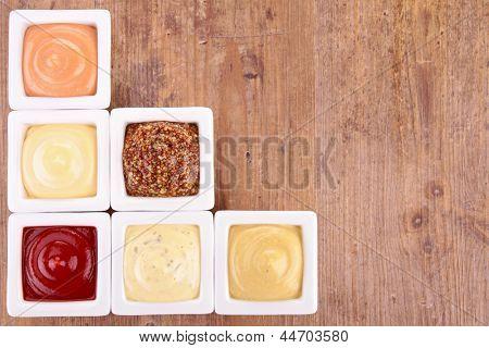 sauce, dips, condiment
