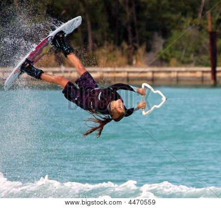 Wakeboard Trickster