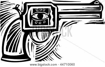 Eye Pistol