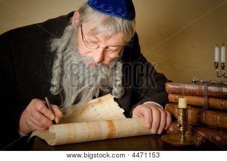 Jewish Parchment