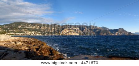 Panoramic Seascape