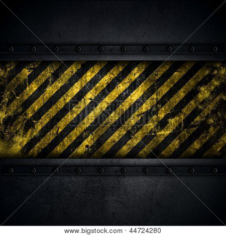 Grunge style industrial background