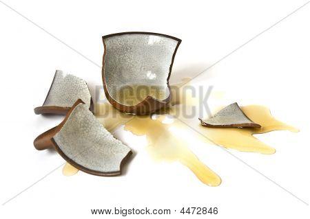 Broken-down Cup