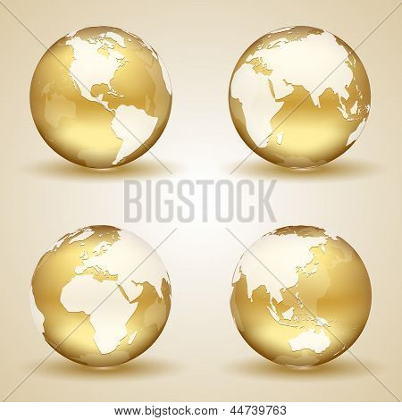 Golden Earth