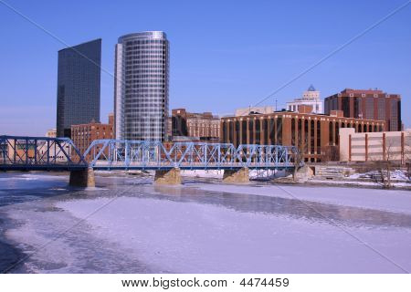 Downtown Grand Rapids, Mi