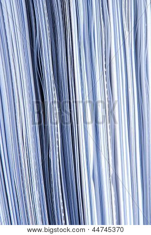 stack of paper texture background