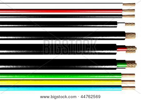 Photo of Cables (3D)
