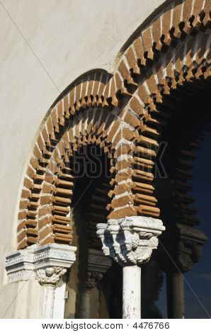 Moorish Window