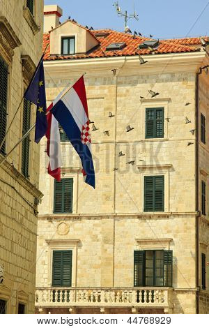 Travel in Dubrovnik, Croatia