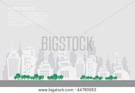 Stadtlandschaft