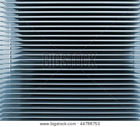 Horizontal Vent Background
