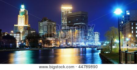 Providence, Rhode Island was one of the first cities established in the United States.