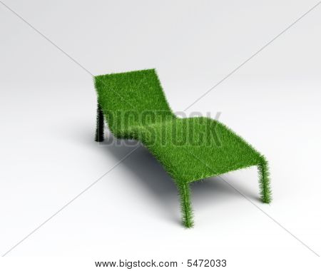 Relaxing Grass View