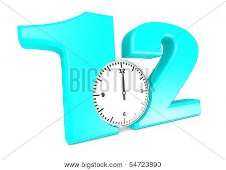 12 O clock