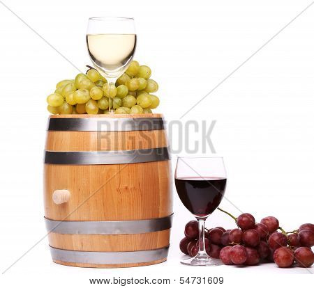 Wine composition.
