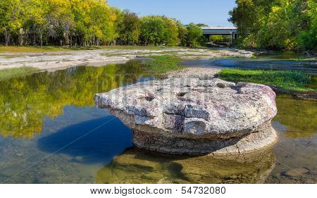 Historic Round Rock At Brushy Creek