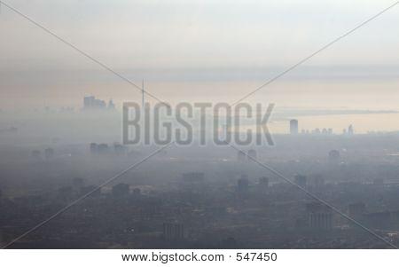 Ciudad de smog