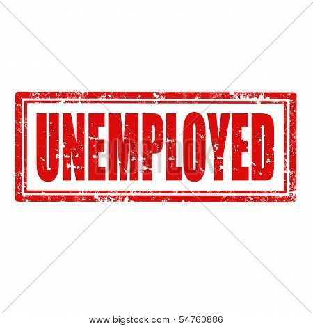Unemployed-stamp