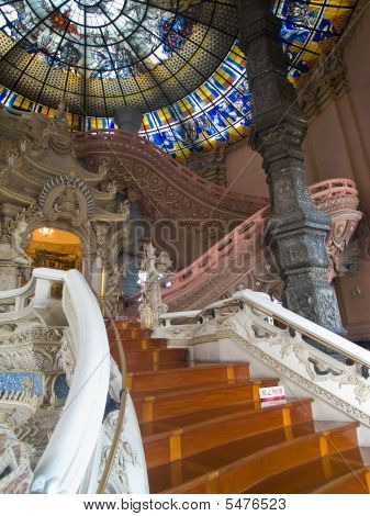 The Erawan Museum Inbangkok