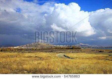 Coast Of The Van Lake