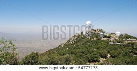 Mount Kitt Panorama