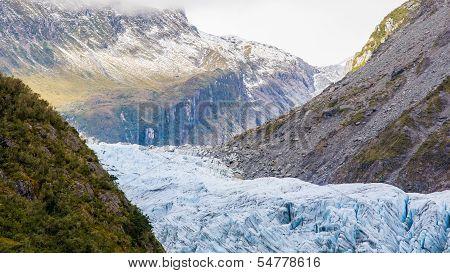 Fox Glacier West Coast South Island New Zealand