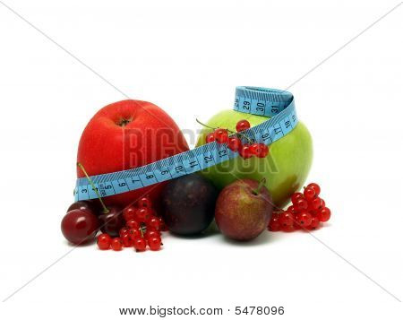 Fruits- Health And Fitness