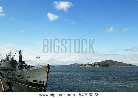 USS Pampanito, Balao-class diesel-electric submarine