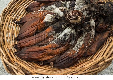 Bunch Of Rotten Bananas