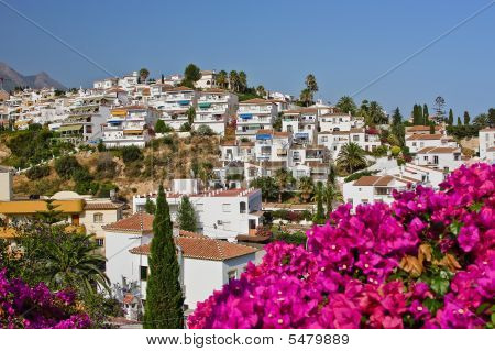 Paisaje de Español Nerja Costa del Sol Spain