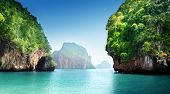 foto of fable  - fabled landscape of Thailand - JPG