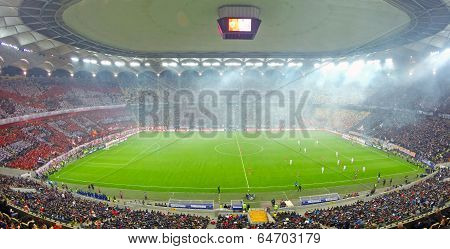 Bucharest National Arena, Romania