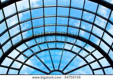 Arlington Visitor Center Roof