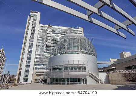 San Jose City Hall, California