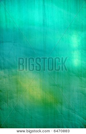 Grunge Turquoise Texture Background