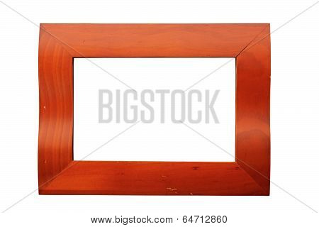 Reddish Picture Frame