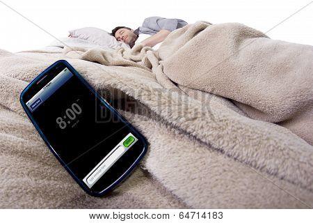 Cellphone Alarm Clock