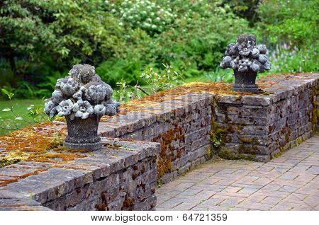 Flower Planter Sculptures