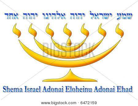Israel Seven-branched Candelabrum